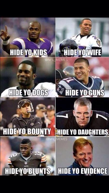 NFL Mess