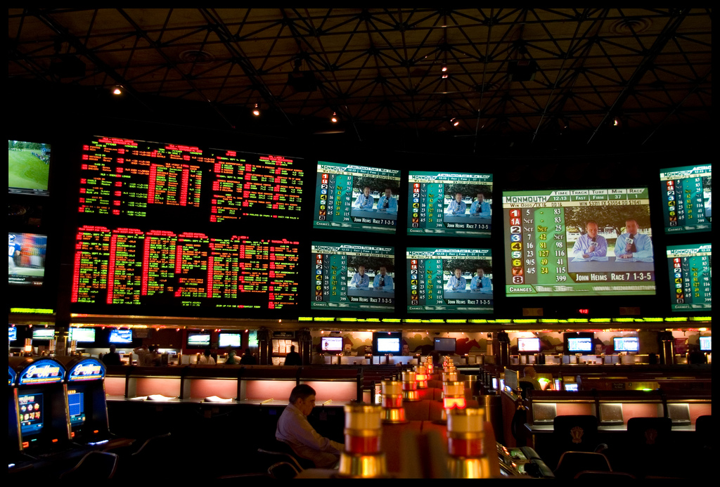 vegas bets online sports stats book